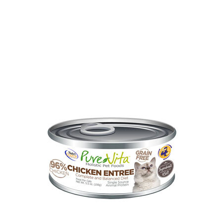 PureVita Cat Chicken Liver 5oz