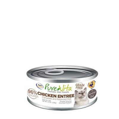 PureVita Cat Chicken Liver 5oz