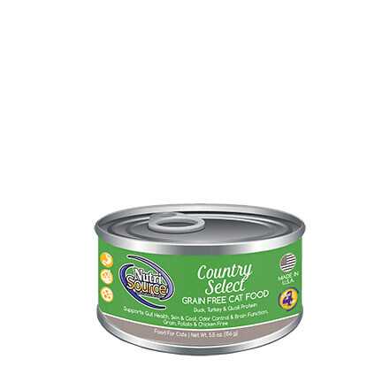 NutriSource Cat Country Select 5oz
