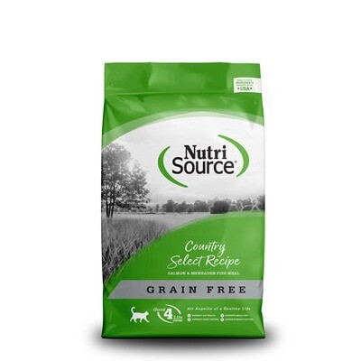 NutriSource Cat Country Select 6#