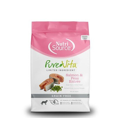 PureVita Dog GF Salmon 15#