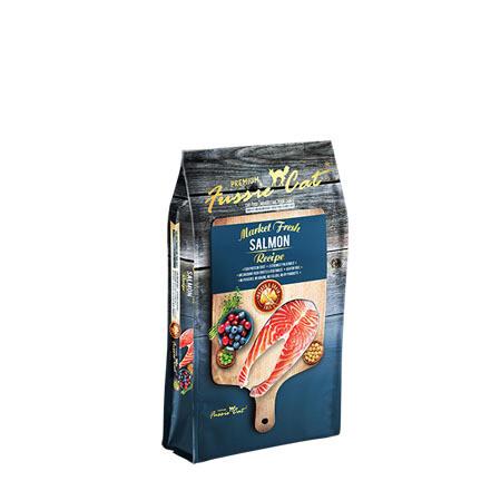 Fussie Salmon 4#