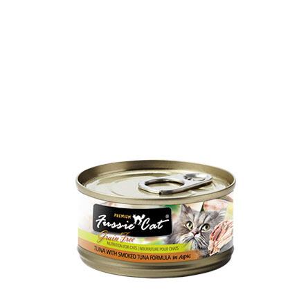 Fussie Tuna/Smoked Tuna 3oz