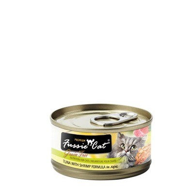 Fussie Tuna/Shrimp 3oz