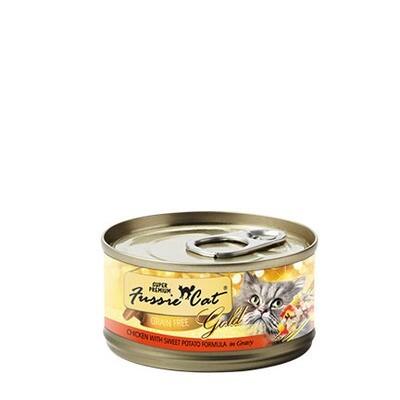 Fussie Chicken/Sweet Potato 3oz