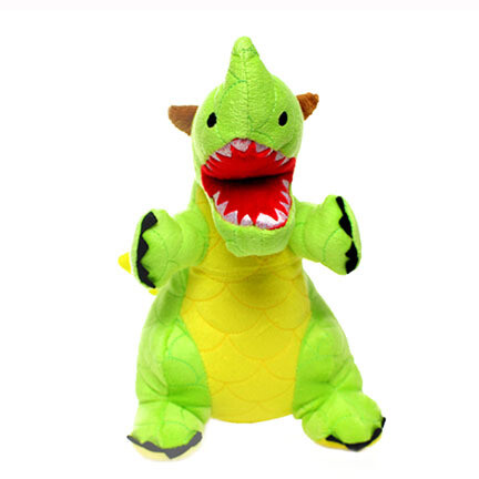 Tuffy Mighty Green Dragon