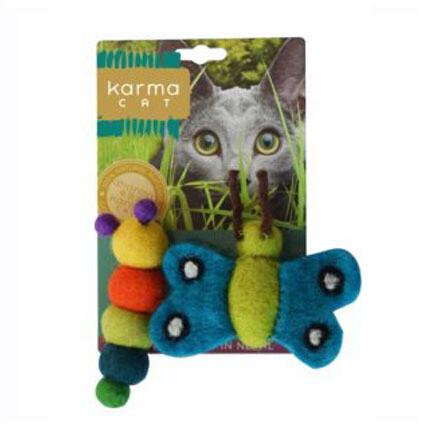 Dharma Cat Caterpillar Butterfly