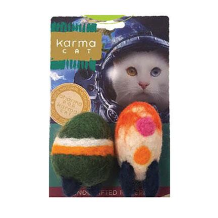 Dharma Cat Karma Rockets 2pk