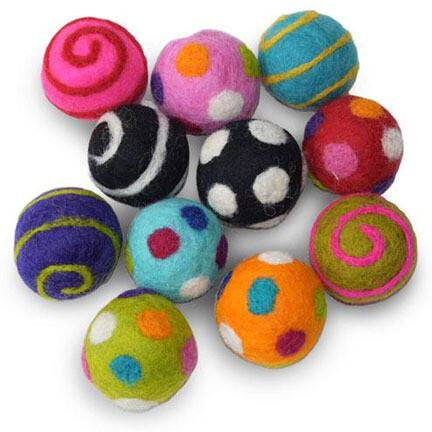 Dharma Cat Wool Ball