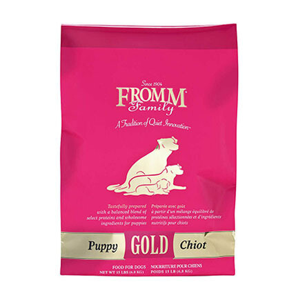 Fromm Puppy Gold 15#