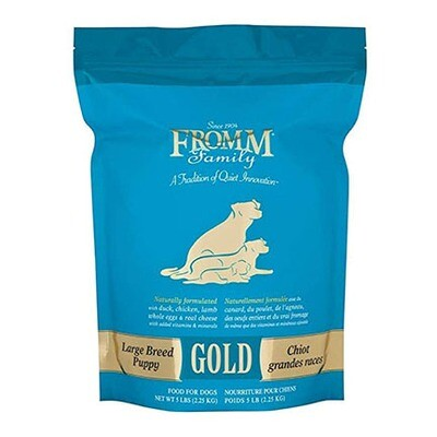 Fromm Puppy Gold Lg Breed 5#