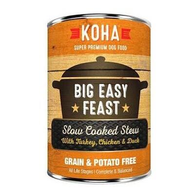 Koha Dog Big Easy Feast 12oz