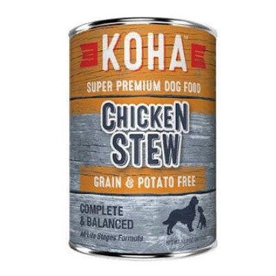 Koha Dog Chicken Stew 12oz