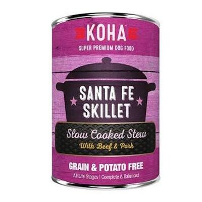 Koha Dog Santa Fe Skillet 12oz