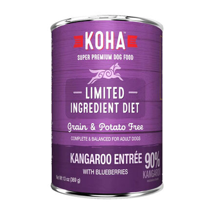 Koha Dog LID Kangaroo 13oz