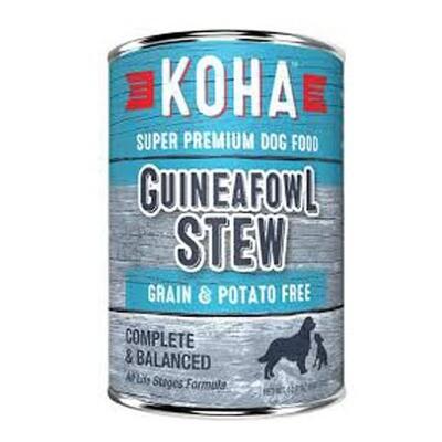 Koha Dog Guinea Stew 12oz