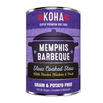 Koha Dog Memphis BBQ 12oz