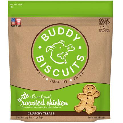 Buddy Biscuit Chicken 3.5#