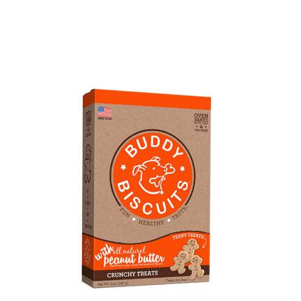 Buddy Biscuit Itty Bitty PB 8oz