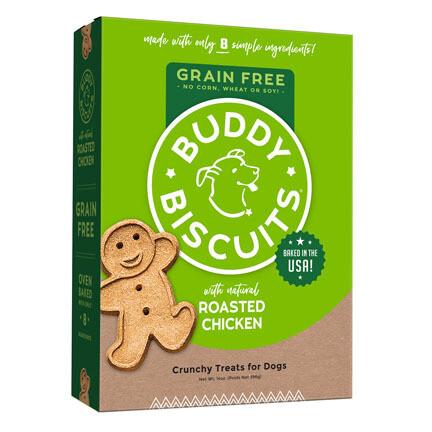 Buddy Biscuit GF Chicken 14oz