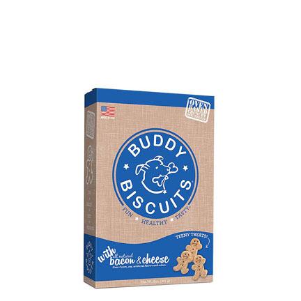 Buddy Biscuit Itty Bitty Bacon 8oz