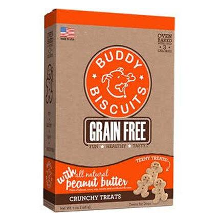 Buddy Biscuit GF Peanut Butter 14oz