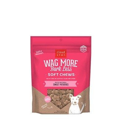 Wag More Soft Sweet Potato 6oz