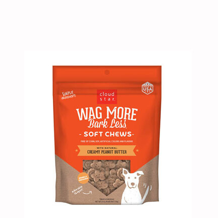 Wag More Soft PB 6oz