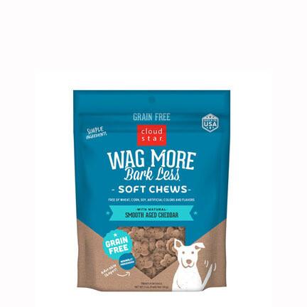 Wag More Soft GF Cheddar