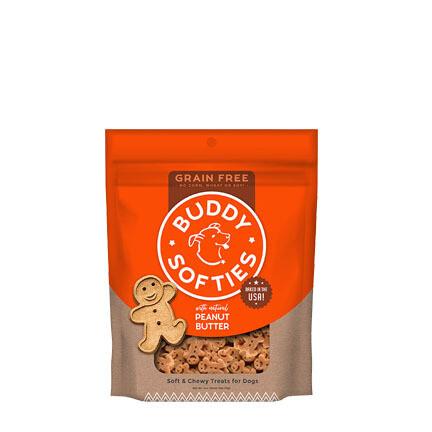 Buddy Biscuit Soft GF Peanut Butter 5oz