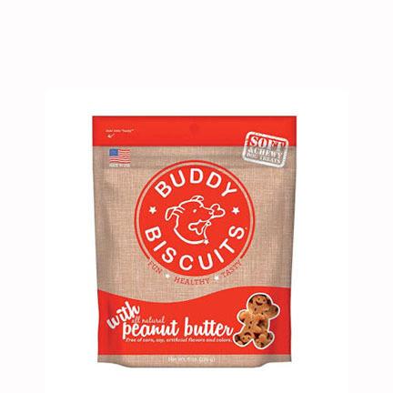 Buddy Biscuit Soft Peanut Butter 6oz
