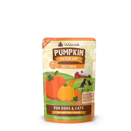 Weruva Pumpkin Patch Up 1oz