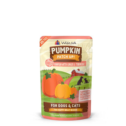 Weruva Pumpkin Patch Up Ginger 1oz