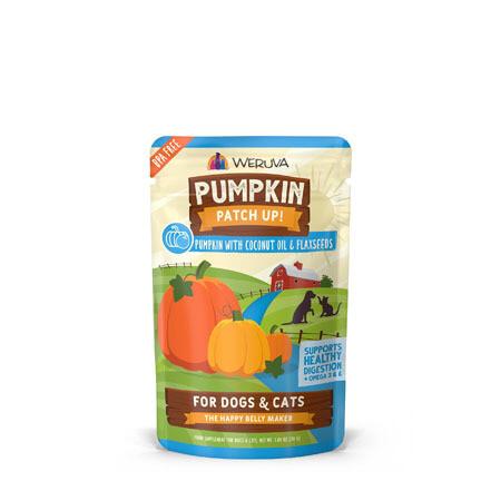 Weruva Pumpkin Patch Up Coconut 1oz