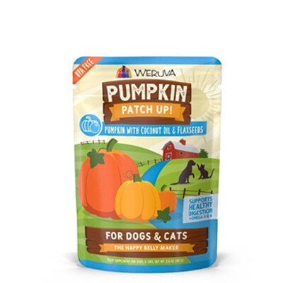 Weruva Pumpkin Patch Up Coconut 3oz
