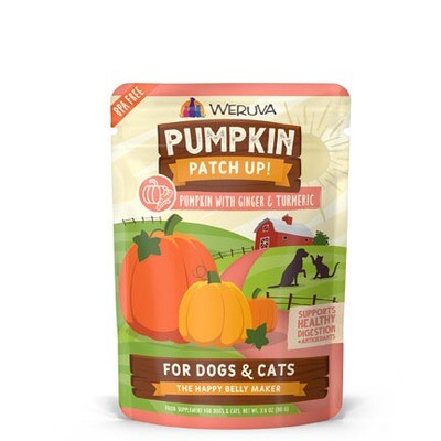 Weruva Pumpkin Patch Up Ginger 3oz
