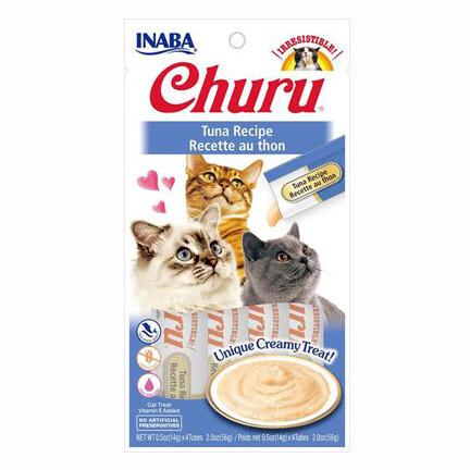 Inaba Churu Purees Tuna