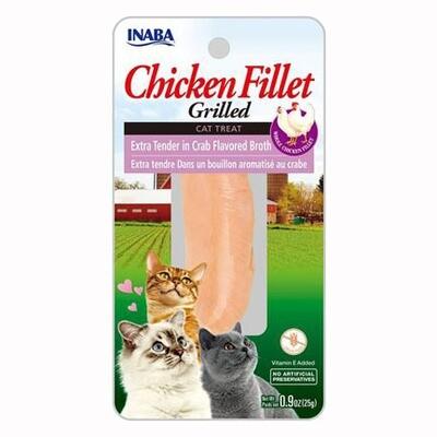 Inaba Fillets Chicken Extra Tender/Crab