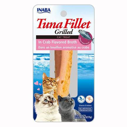 Inaba Fillets Tuna/Crab