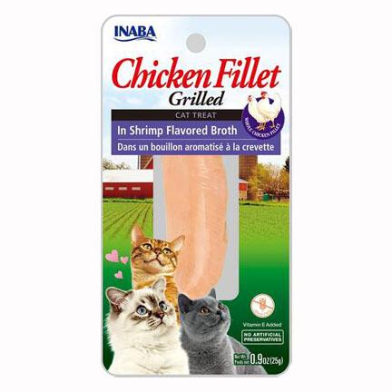 Inaba Fillets Chicken/Shrimp