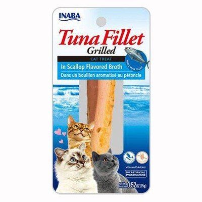 Inaba Fillets Tuna/Scallop