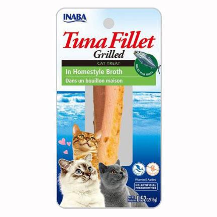 Inaba Fillets Tuna/Homestyle