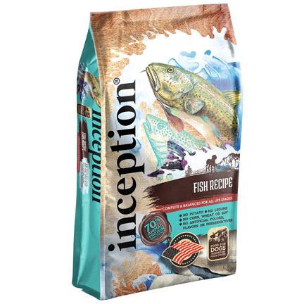 Inception Dog Fish 27#
