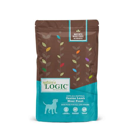 NatLogic Dog Lamb 13#
