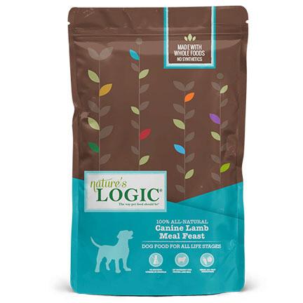 NatLogic Dog Lamb 25#