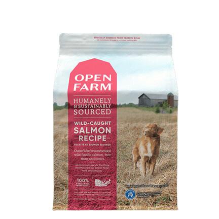 Open Farm Dog Salmon 12#