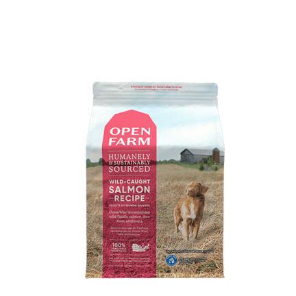 Open Farm Dog Salmon 4#