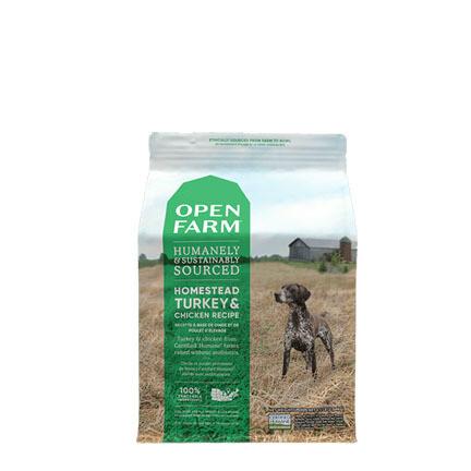 Open Farm Dog Turkey/Chick 4#