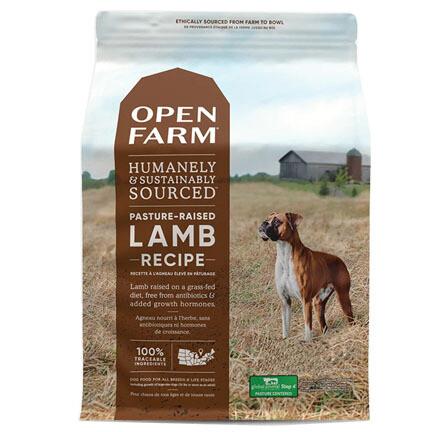 Open Farm Dog Lamb 24#