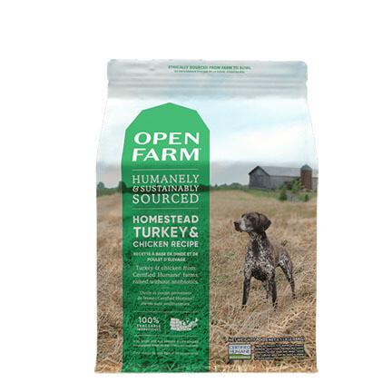 Open Farm Dog Turkey/Chick 12#